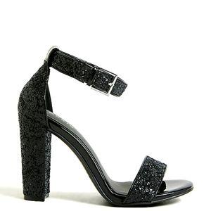 Torrid Glitter Shimmer Tapered Heel